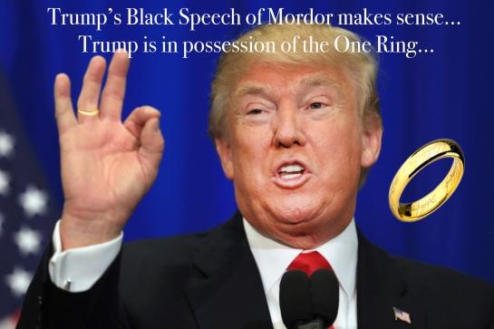 trumpfinger