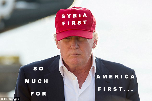 SYRIA first